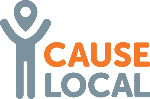 Cause Local  Logo